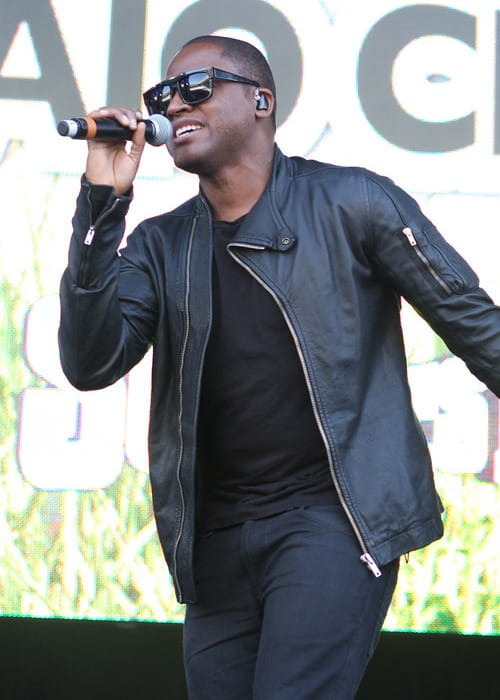 Taio Cruz as seen in April 2011