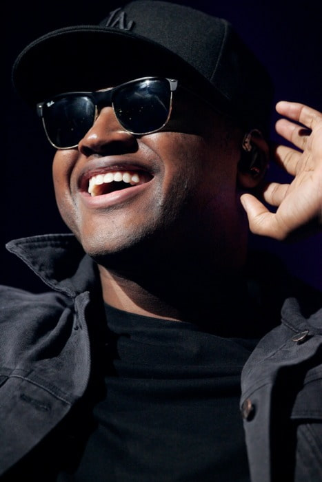 Taio Cruz during the International Planet Pit Tour in September 2012