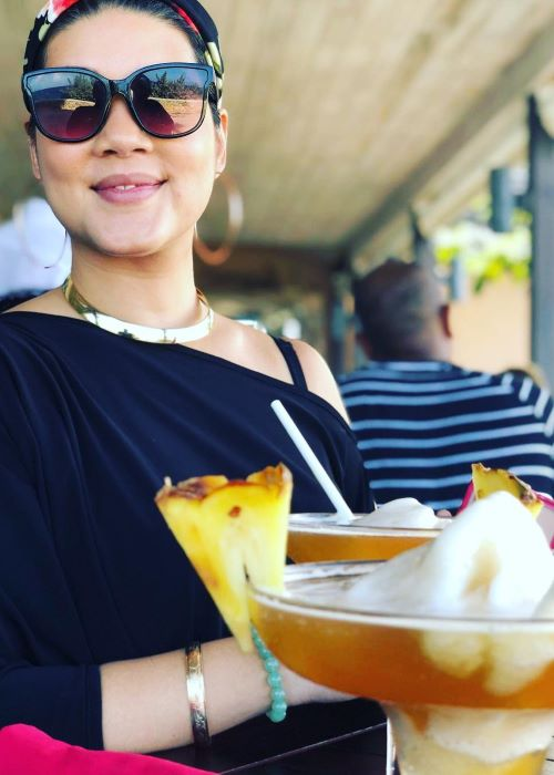 Tessanne Chin as seen on her Instagram Profile in January 2019