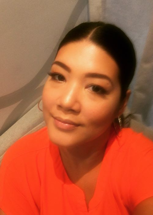 Tessanne Chin in an Instagram Selfie in September 2018