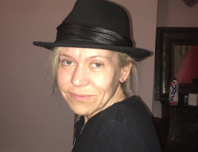 Tina Malone as seen in December 2016