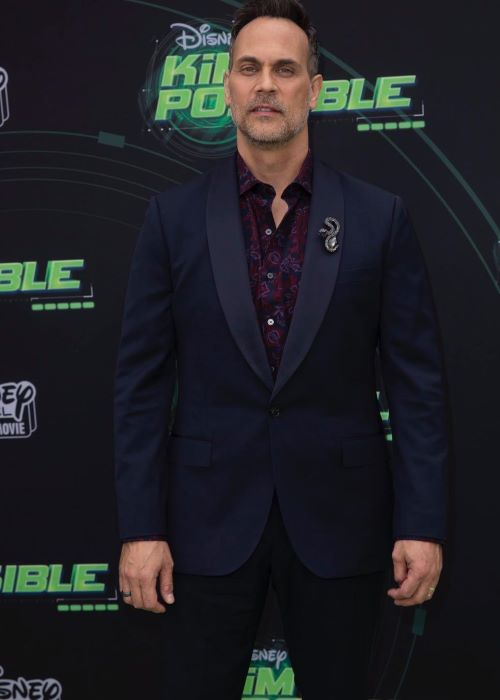 Todd Stashwick as seen on his Instagram Profile in February 2019