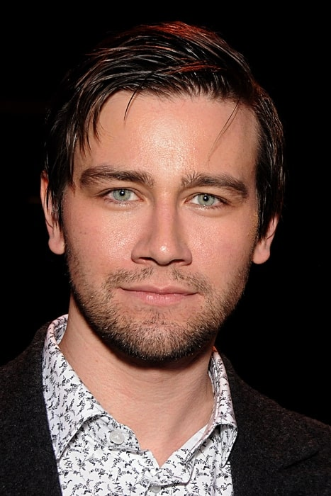 Torrance Coombs as seen in January 2014