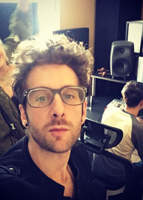 Will Champlin in an Instagram Selfie in June 2017