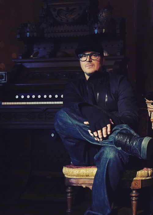 Zak Bagans as seen on his Instagram Profile in November 2018