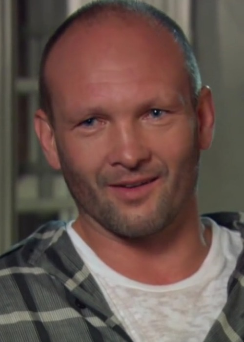Andrew Howard during an interview as seen in March 2011