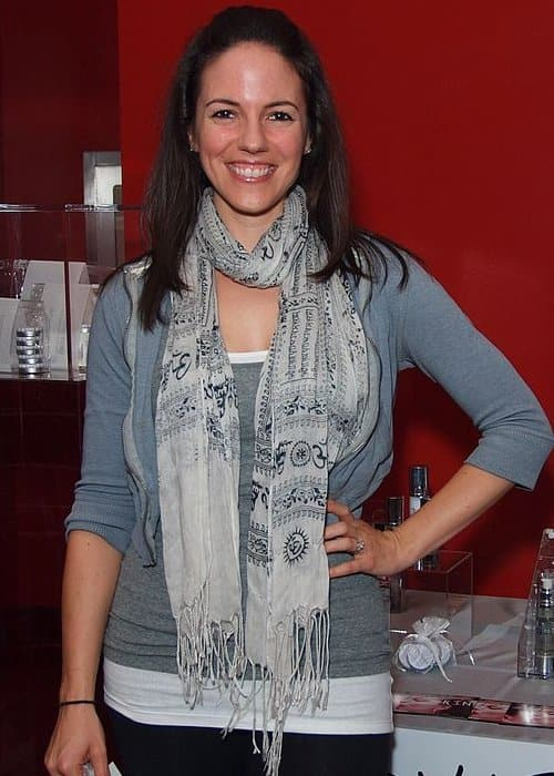 Anna Silk at the 2010 Gemini Awards