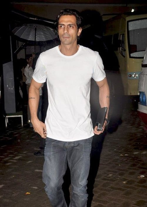 Arjun Rampal at 'Don 2' photo shoot