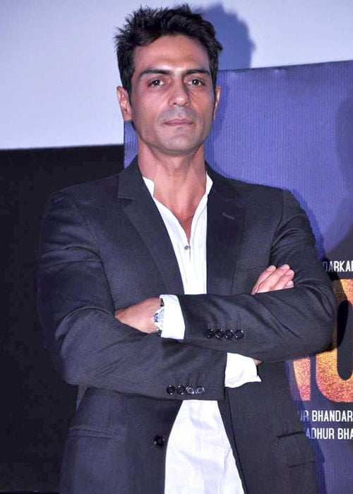 Arjun Rampal at the First look launch of 'Heroine' in July 2012
