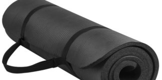 BalanceFrom GoYoga All-Purpose Exercise Mat Review