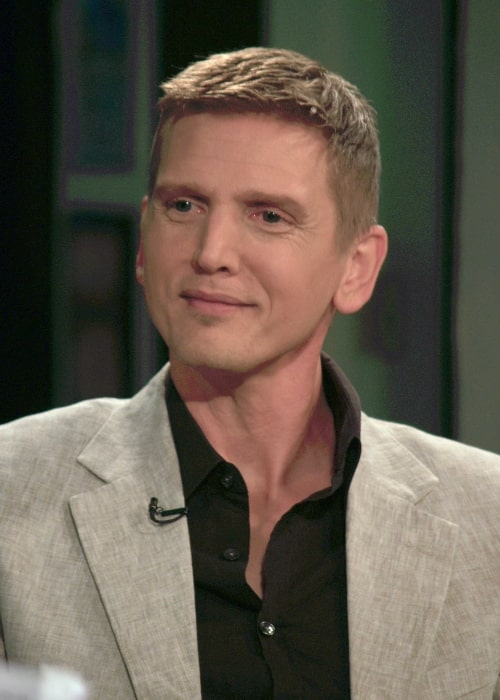 Barry Pepper as seen during an event to promote his movie 'Like Dandelion Dust' in San Diego, California, United States in September 2009