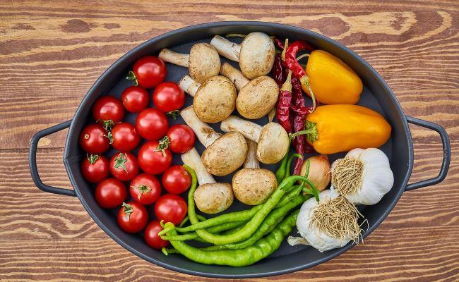 Benefits of Eating Vegetable Food