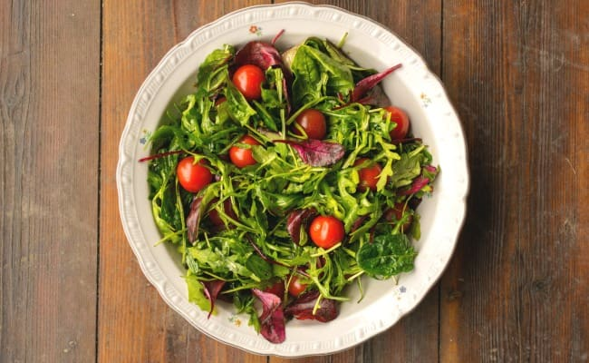Benefits of Eating Vegetable Salad