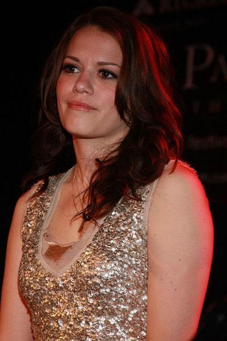 Bethany Joy Lenz as seen in April 2009