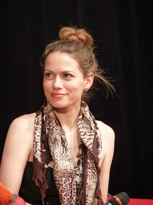 Bethany Joy Lenz as seen in February 2012 at Vogue Evenement's 'BACK TO TREE HILL' Event in France