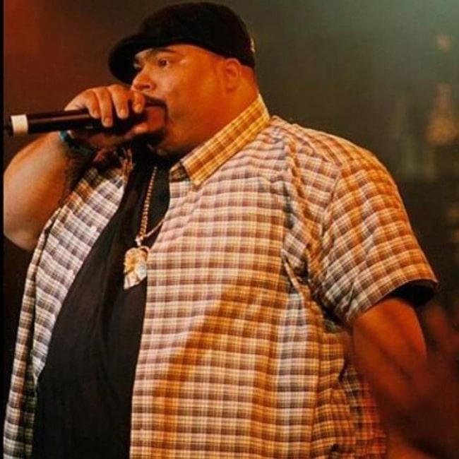 Big Pun as seen while performing