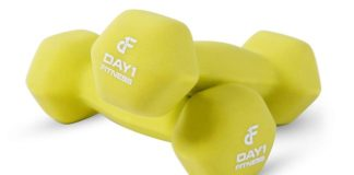 Day 1 Fitness Neoprene Dumbbell Pairs Review