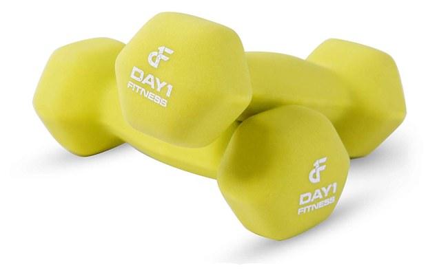 Day 1 Fitness Neoprene Dumbbell Pairs Review