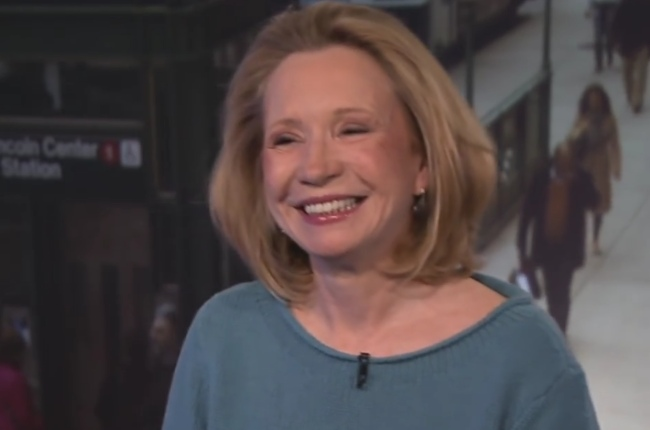 Debra Jo Rupp during an interview as seen in June 2014