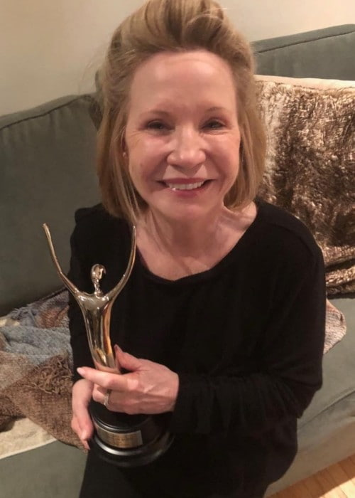 Debra Jo Rupp in an Instagram post as seen in February 2018