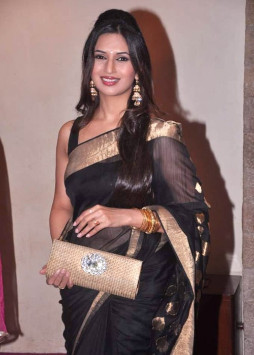 Divyanka Tripathi as seen in a picture taken at the Sab Ke Anokhe Awards in July 2016