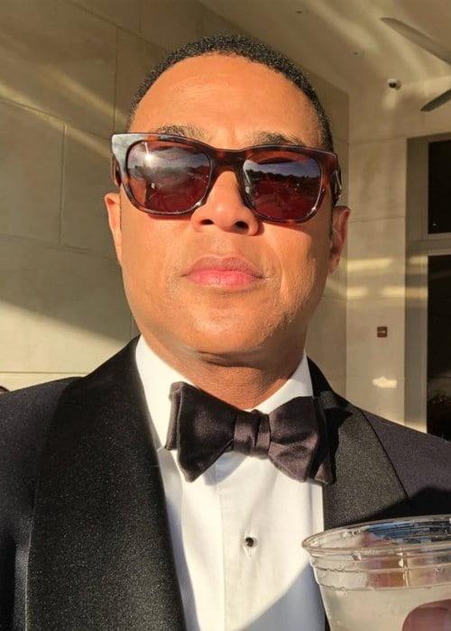 Don Lemon in an Instagram selfie as seen in March 2019