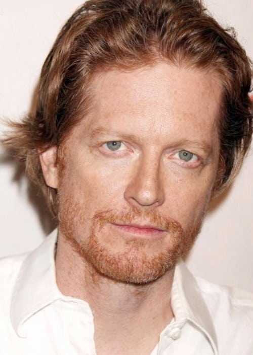 Eric Stoltz at a press function in November 2012