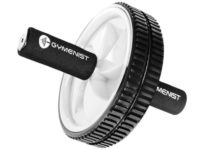 GYMENIST Abdominal Exercise Ab Roller Wheel Review