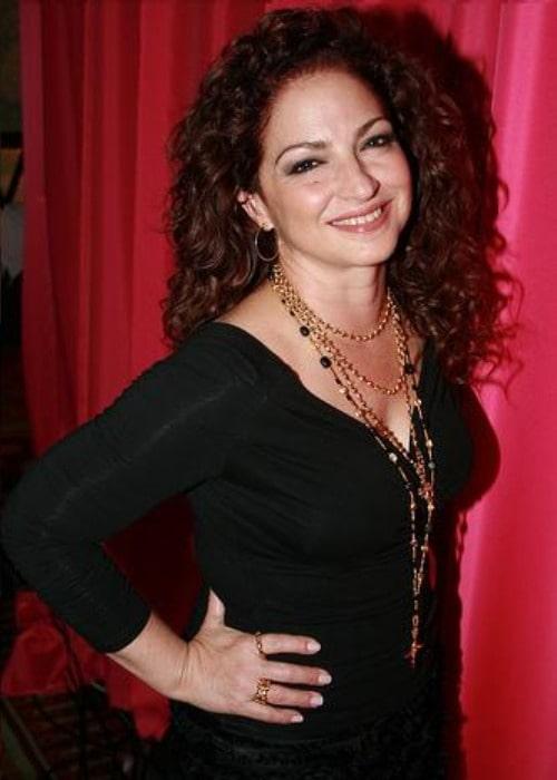 Gloria Estefan as seen in February 2009