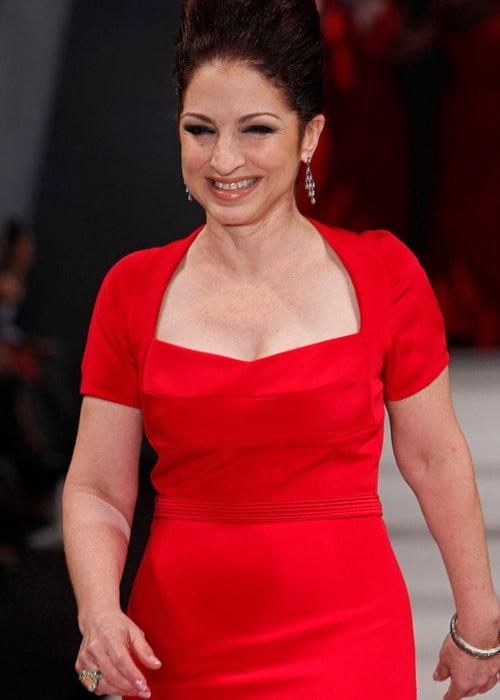 Gloria Estefan as seen in February 2012