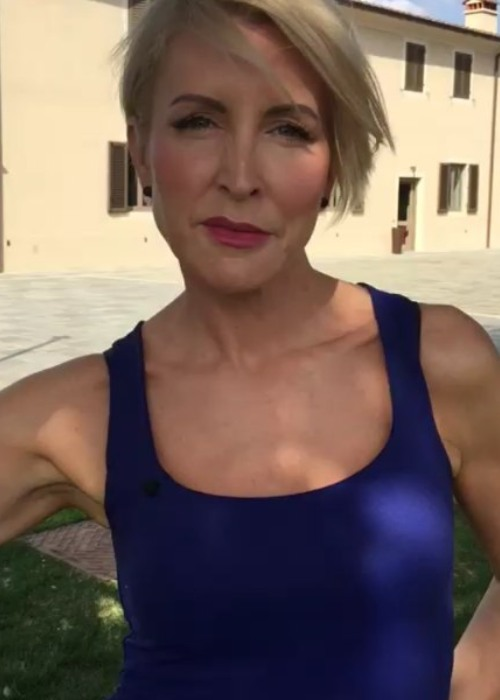 Heather Mills in an Instagram post in April 2019