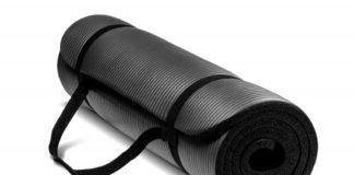 HemingWeigh Exercise Mat