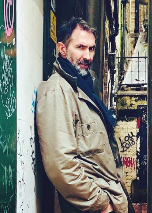 Ian Whyte as seen in February 2019
