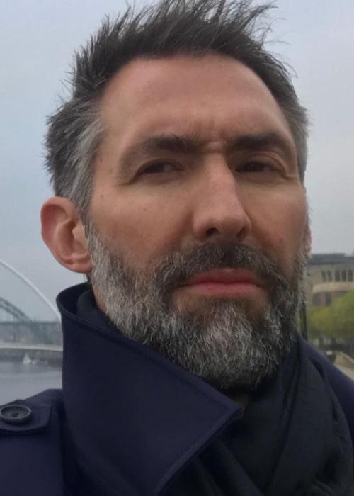 Ian Whyte in an Instagram selfie as seen in November 2018