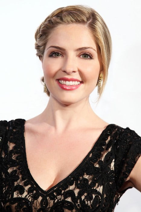 Jen Lilley as seen in September 2012