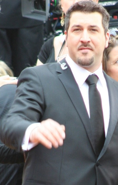 Joey Fatone at the 81st Academy Awards in 2009