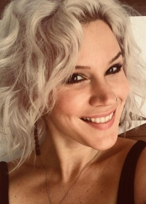 Joss Stone as seen in a selfie taken in January 2018
