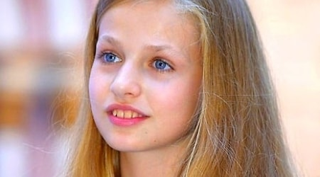 Leonor, Princess of Asturias Height, Weight, Age, Body Statistics