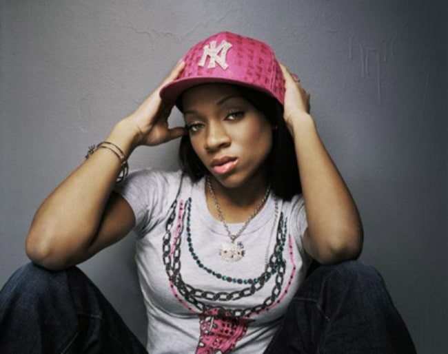 Lil Mama as seen in April 2009