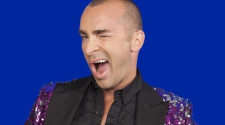 Louie Spence Height, Weight, Age, Body Statistics