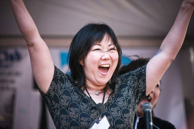 Margaret Cho as seen in June 2008