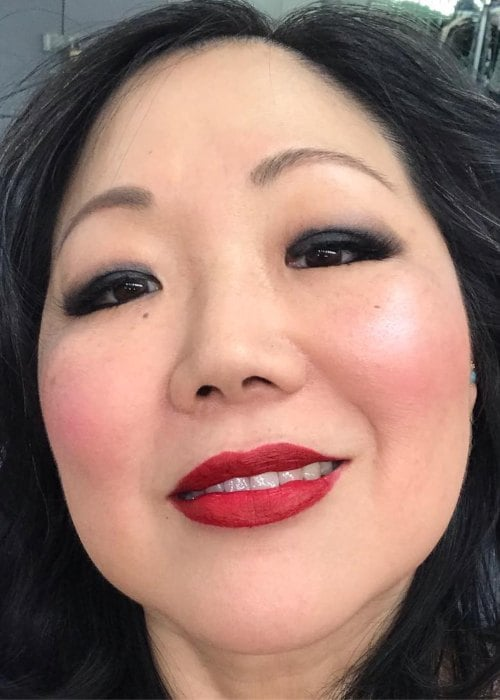 Margaret Cho in an Instagram selfie as seen in February 2019