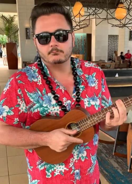 Mason Musso in an Instagram post in February 2019
