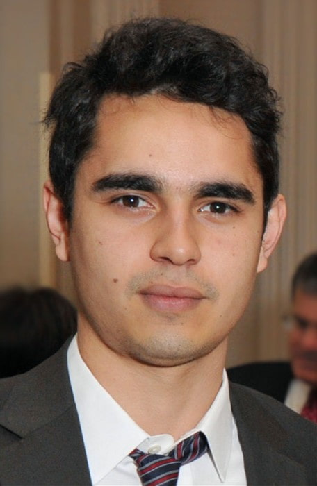 Max Minghella at the 69th Annual Peabody Awards in 2010