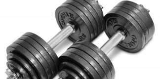 Omnie Adjustable Dumbbells