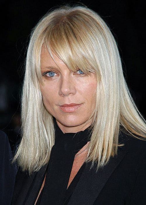 Peta Wilson during an event in 2004