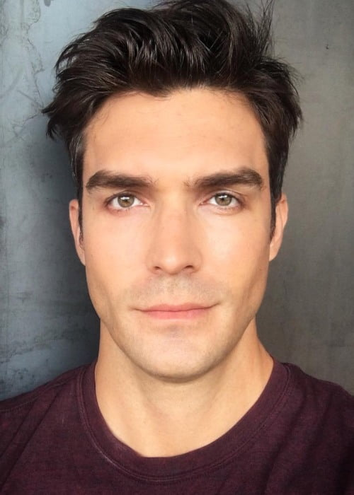 Peter Porte in an Instagram post as seen in June 2017