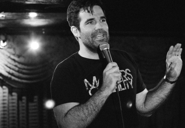 Rob Delaney as seen in April 2013