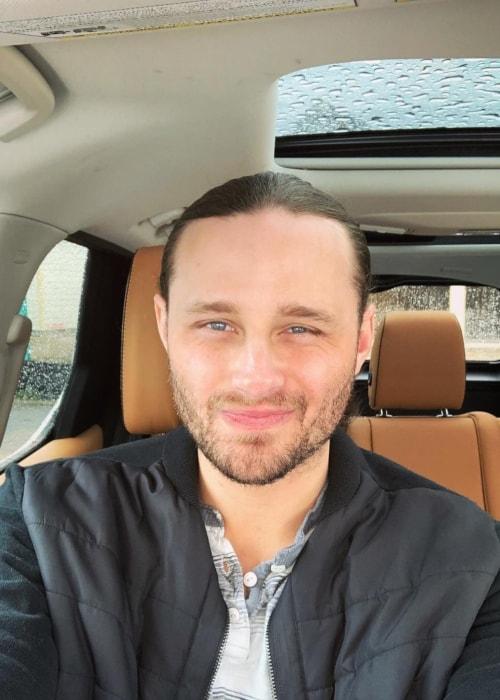 Ssundee as seen in a selfie taken in March 2018
