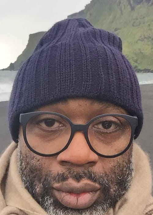 Theaster Gates in an Instagram selfie as seen in September 2018